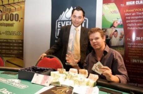 Everest Poker 3 Lander Poker Tour Vienna počinje danas!