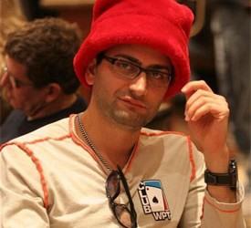 Antonio Esfandiari odneo WPT Five Diamond World Poker Classic