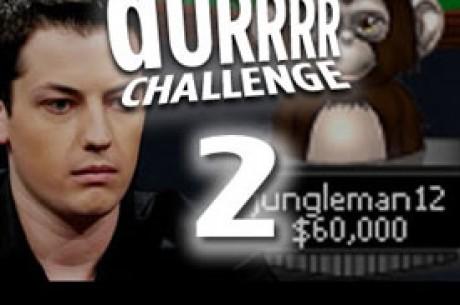 Durrrr Challenge ponovo i Tom Dwan pobedjuje