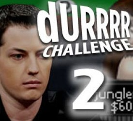 durrrr Challenge: Cates povećao prednost