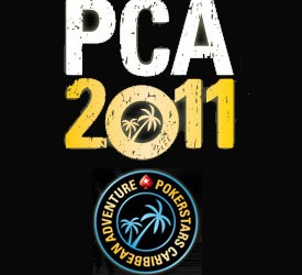 Finalni PCA High Roller sto već formiran