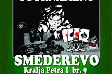 Mesečni Turnir u Klubu JOKER u Smederevu
