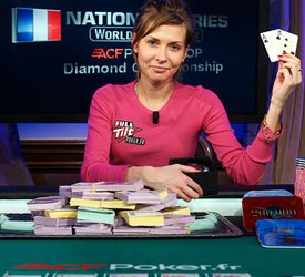 Ruskinja Nikitina odnela World Poker Tour titulu u Parizu