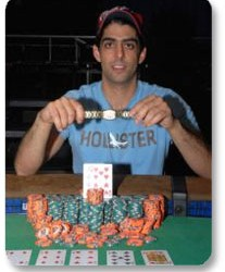 David Daneshgar pobedio na #52 Event-u WSOP-a 2008