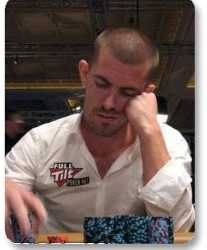 Gus Hansen dominira na stolovima Full Tilt Poker-a