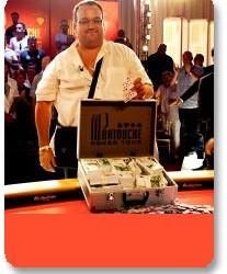 Alan Roy je pobedio na finalnom event-u Partouche Poker Tour-a