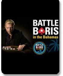 Na Bahame sa PokerStars-om i Boris Becker-om!!!