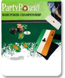 PartyPoker najavio Irish Poker Championship 2009