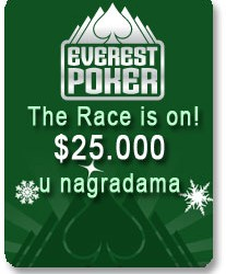 Everest Poker lansirao Summit Points trku !