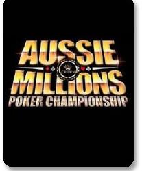 Početak Main Event-a Aussie Millions