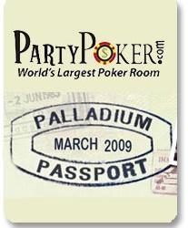Na putovanje putem Palladium pasoša