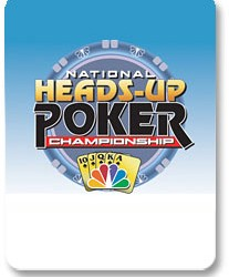 National Heads-up Poker Championship 2009.