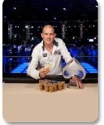 Pieter de Korver osvojio PokerStars European Poker Tour  MonteCarlo