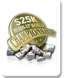 Heads-Up Championship $25.000 se vraća za stolove Full Tilt Pokera