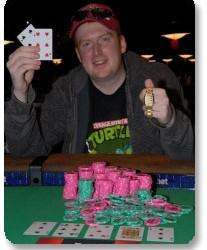 Još jedan debitant na WSOP 2009 - Zac Fellows osvaja Event #21
