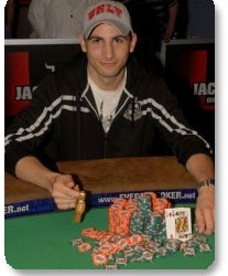 Jeffrey Carris osvaja Event  #22 WSOP - $1.500 Shootout