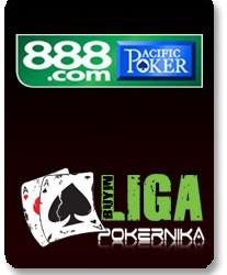 Buy-in LIGA - $2+$0,2 + $50 Added na Pacific Poker-u