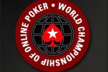 Počeo World Championship of Online Poker na PokerStars stolovima!