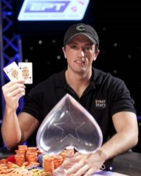 Carter Phillips koji se kvalifikovao preko satelita osvaja PokerStars European Poker Tour...