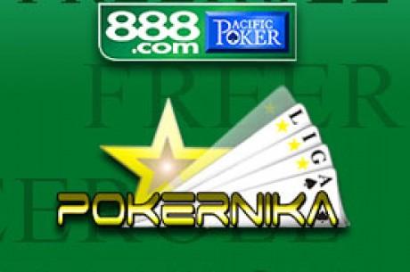$2.20 Buy-in na Pacific Pokeru - Sreda 30. - LIGA za Oktobar