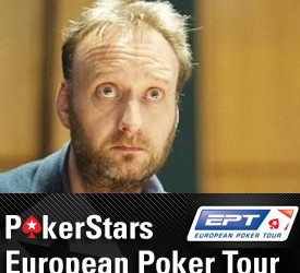 PokerStars EPT London Dan 3: Freeroll kvalifikator Michael Berry Surges