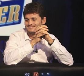 Vozač Formule 1, Giancarlo Fisichella, potpisao za PartyPoker