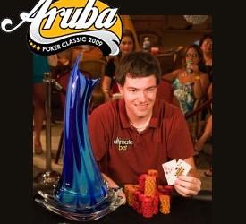 Aruba Poker Classic se završava pobedom Brandon Hall-a