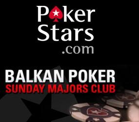 Eksluzivno za države Balkana: Osvojite kartu za Sunday turnire