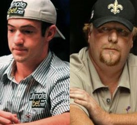 Finalisti Main Event-a World Series of Poker: Darvin Moon i Joseph Cada