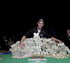 World Series of Poker: ćaskanje sa WSOP šampionom - Joe Cada