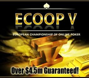 Počeo ECOOP V, thanasis1982 odneo Event #1