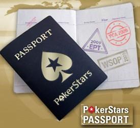 PokerStars deli još 6 Pasoša EXTRA u Decembru!