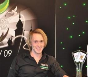 Švedjanin Jimmy Jonsson osvaja Unibet Open Warsaw