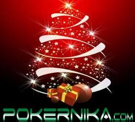 Srećan Božić i Novogodišnje Praznike Želi Vam Ekipa PokerNika!