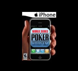 WSOP Holdem Legends sada i na iPhone platformi