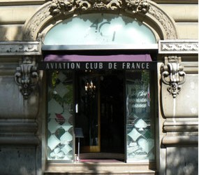 Euro Finals of Poker u Aviation Club de France