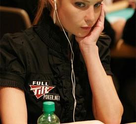 Erica Schoenberg nominovana za najseksipilniju ličnost u Svetu Pokera u 2010.