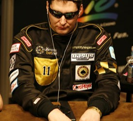 WSOP 2010: Negreanu ponudio 250:1 Hellmuth-u