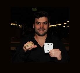 Tomer Berda osvojio Event #56 $2.500 No Limit Hold'em