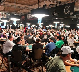 WSOP 2010 Main Event: Bubble ali ne previše!