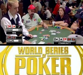 WSOP 2010: Epizode 5 i 6 ESPN prenosa - VIDEO