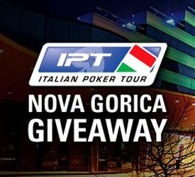 Osvoji mesto na IPT Nova Gorica!