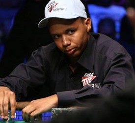 Video intervju Phil Ivey