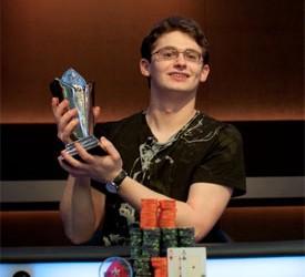 David Vamplew osvaja European Poker Tour London