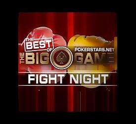 PokerStars Big Game - Veče Borbi (VIDEO)