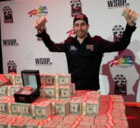 10 najboljih ruka na Main Eventu World Series of Poker 2010.