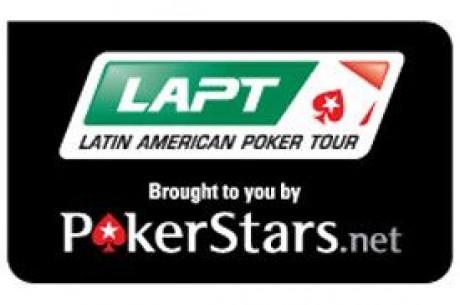 Kalendar za etapu u Brazilu LAPT PokerStarsa