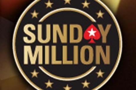 Csacsi111 $54.882-t keresett a Sunday Million hatodik helyével