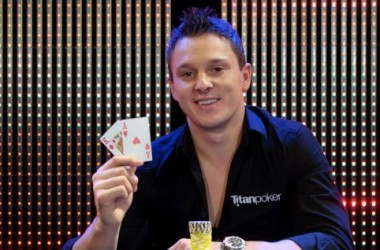 Sam Trickett Last Minute Entry in NBC Heads Up Championship