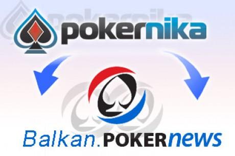 PokerNika nastavlja svoj rad na Balkan.PokerNews.com!